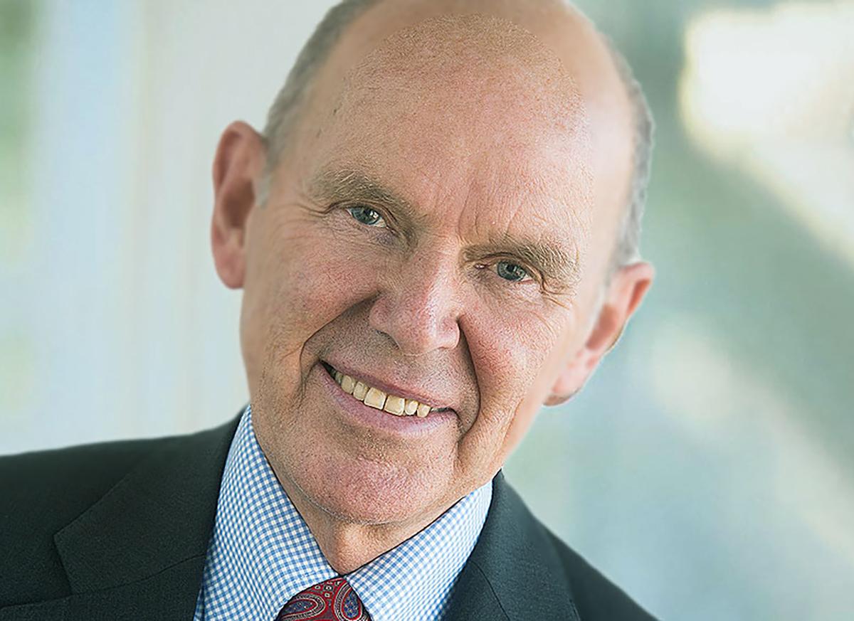 Dr. Alf Bjørseth. Photo: Scatec