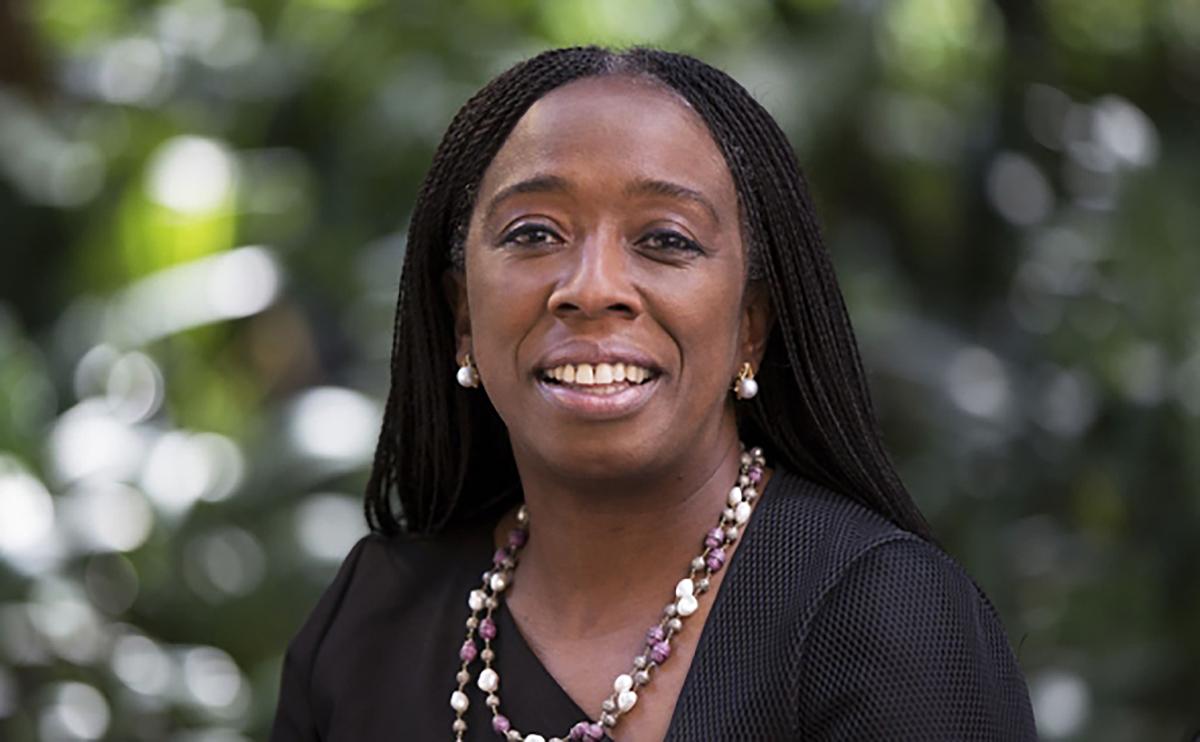 Ms. Yvonne Ike