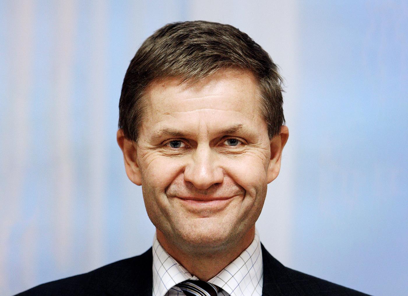 Mr. Erik Solheim. Photo: Nordic Council