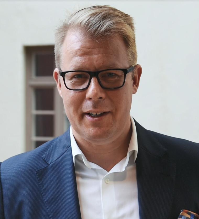 Mr. Pekka Tolonen
