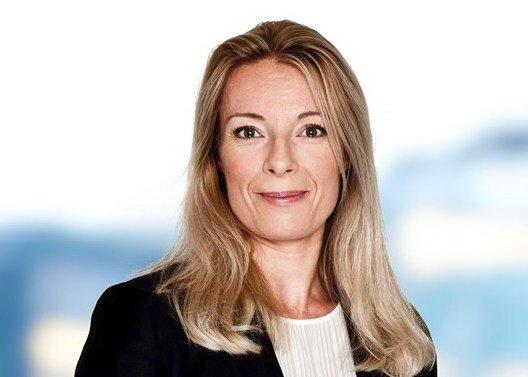 Ms. Ylva Cornelia Axelsen. Photo: SANDS