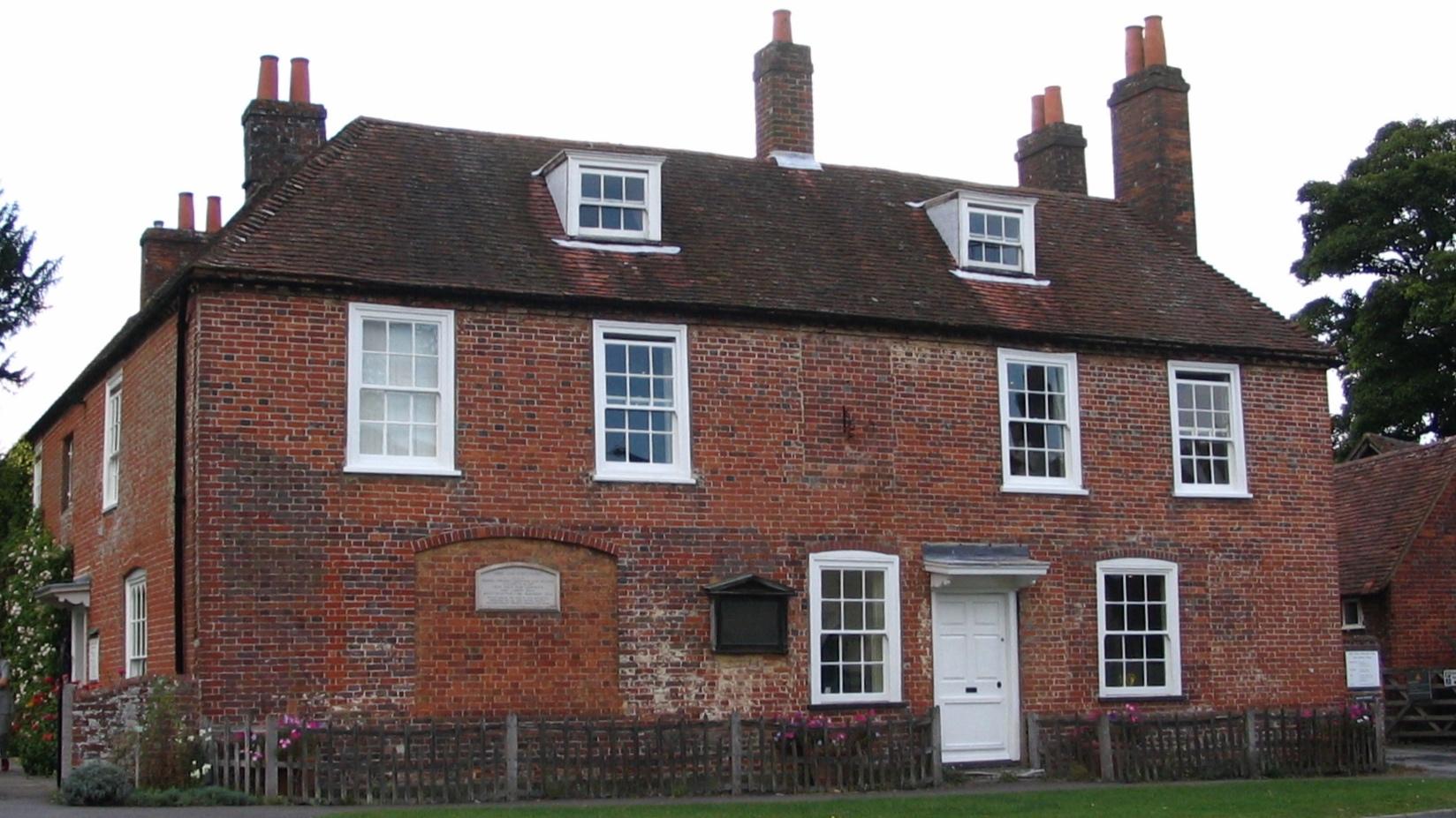 Jane Austen's House Museum - Chawton