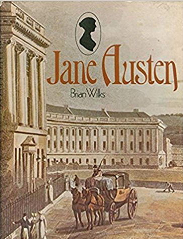 Jane Austen by Brian Wilks. Published by Hammond Incorporated, Maplewood, New Jersey. First U.S. Edition.