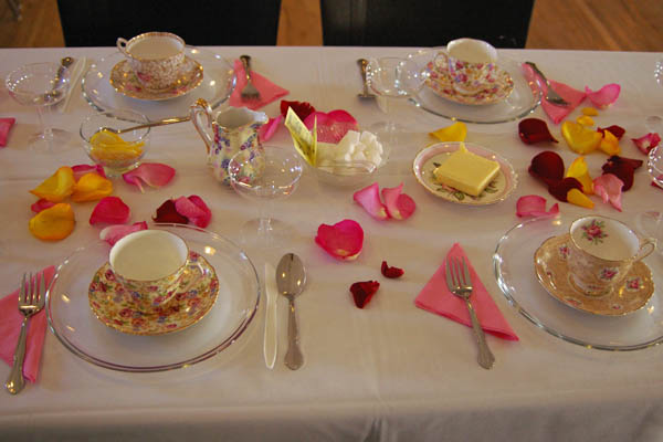 Jane Austen Society of Calgary Annual Tea 2011
