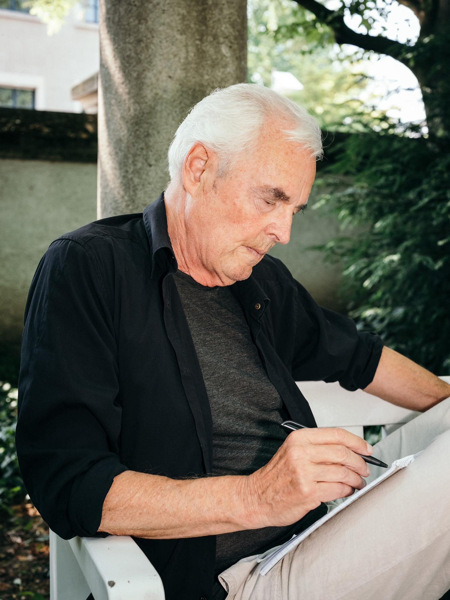 Bodo Kirchhoff, Autor