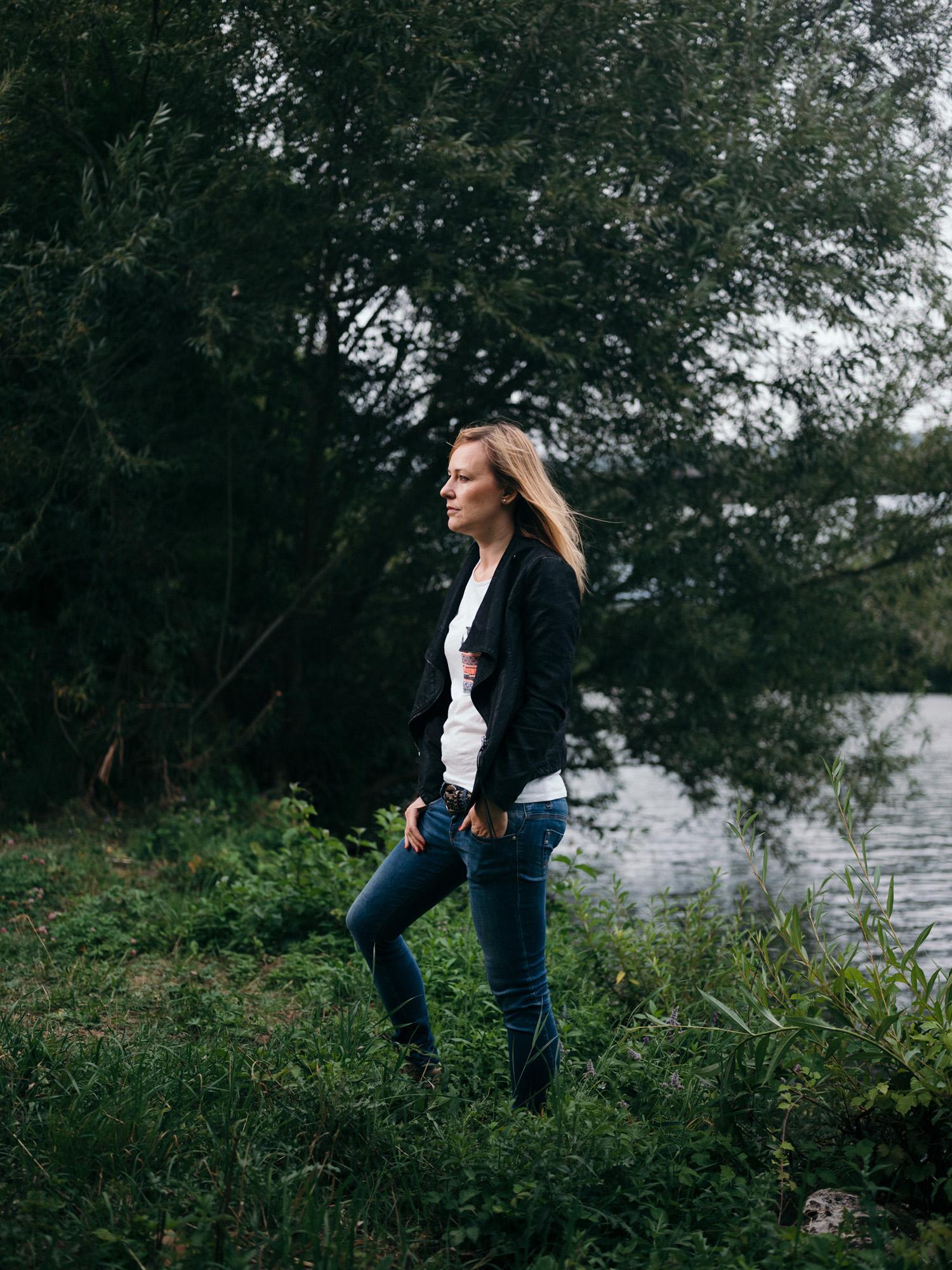 Claudia Rothmann-Kehler, Überlebende eines Flugzeugabsturzes
