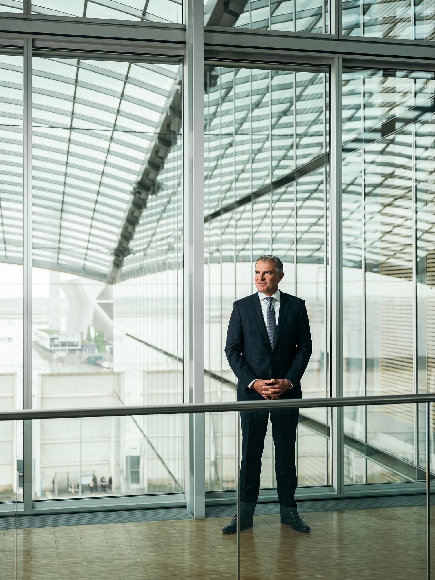 Carsten Spohr, CEO Lufthansa
