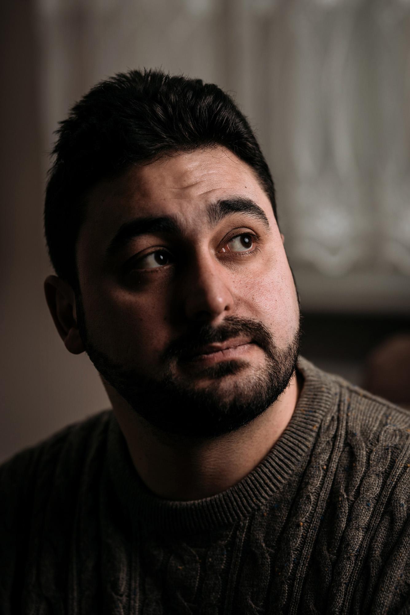 Abdulkerim Şimşek, Sohn des NSU-Mordopfers Enver Şimşek