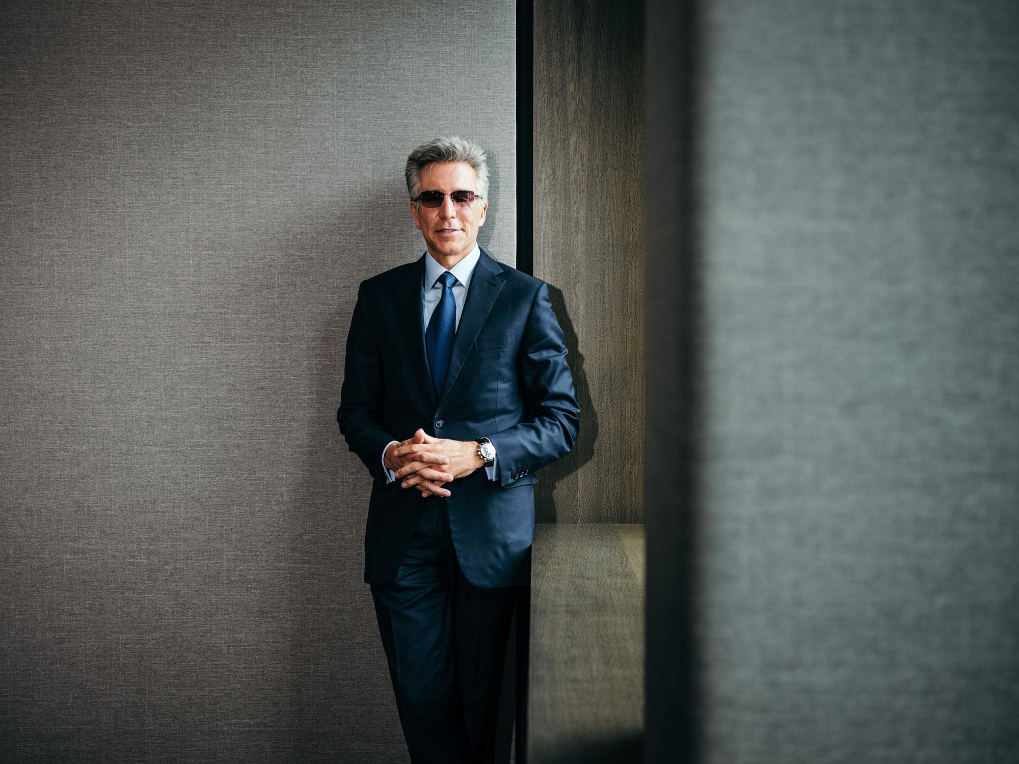 Bill McDermit, CEO SAP