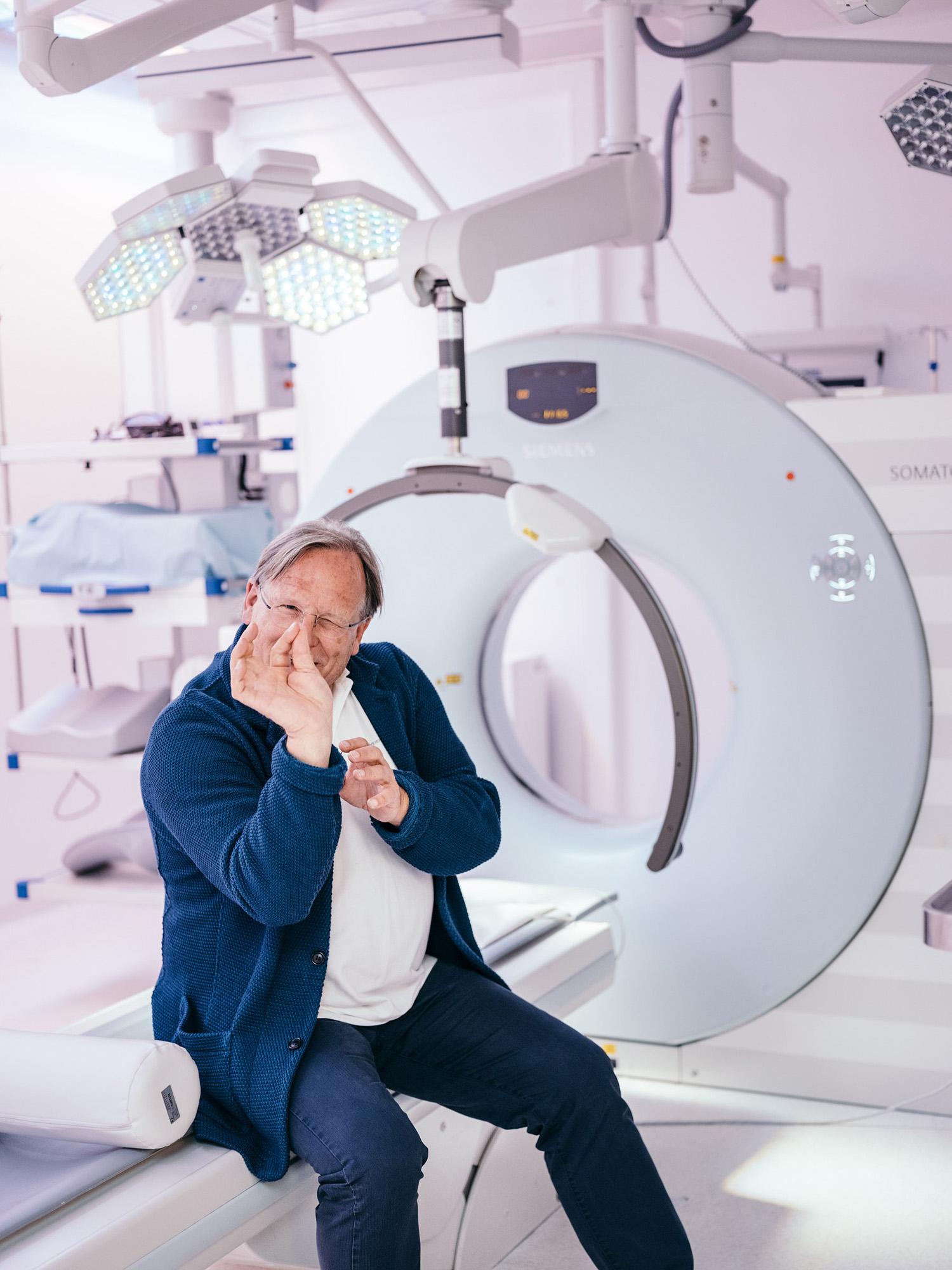 Dietrich Grönemeyer, Arzt
