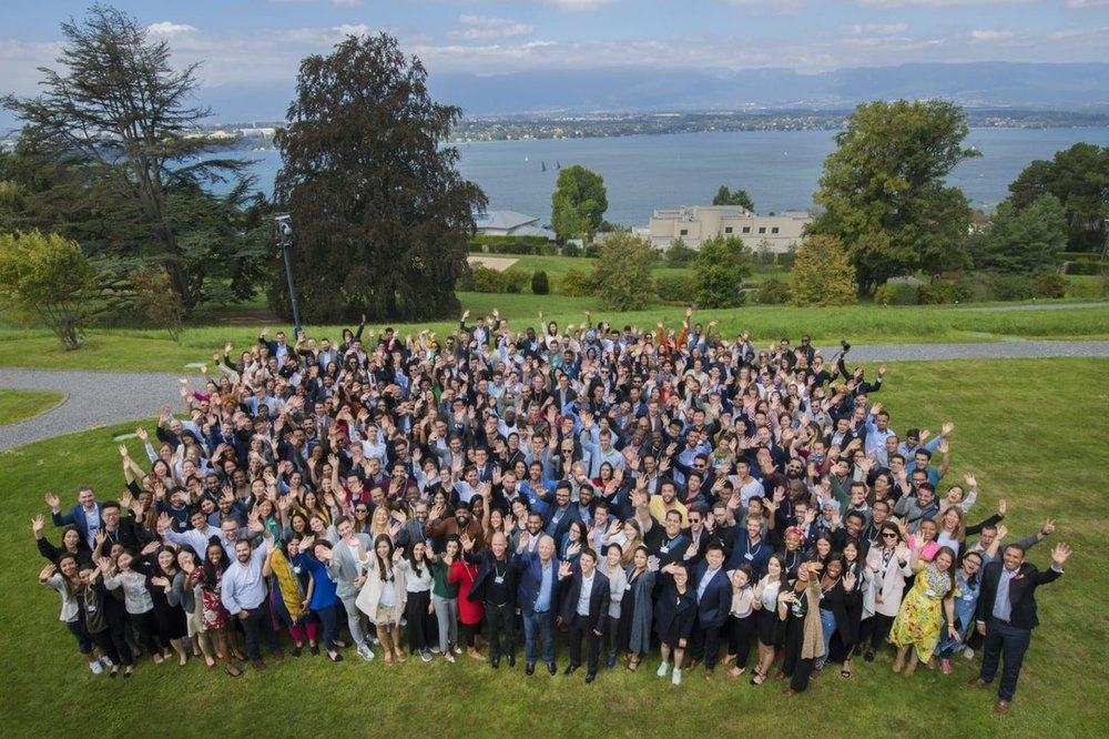 Global Shaper Summit 2018