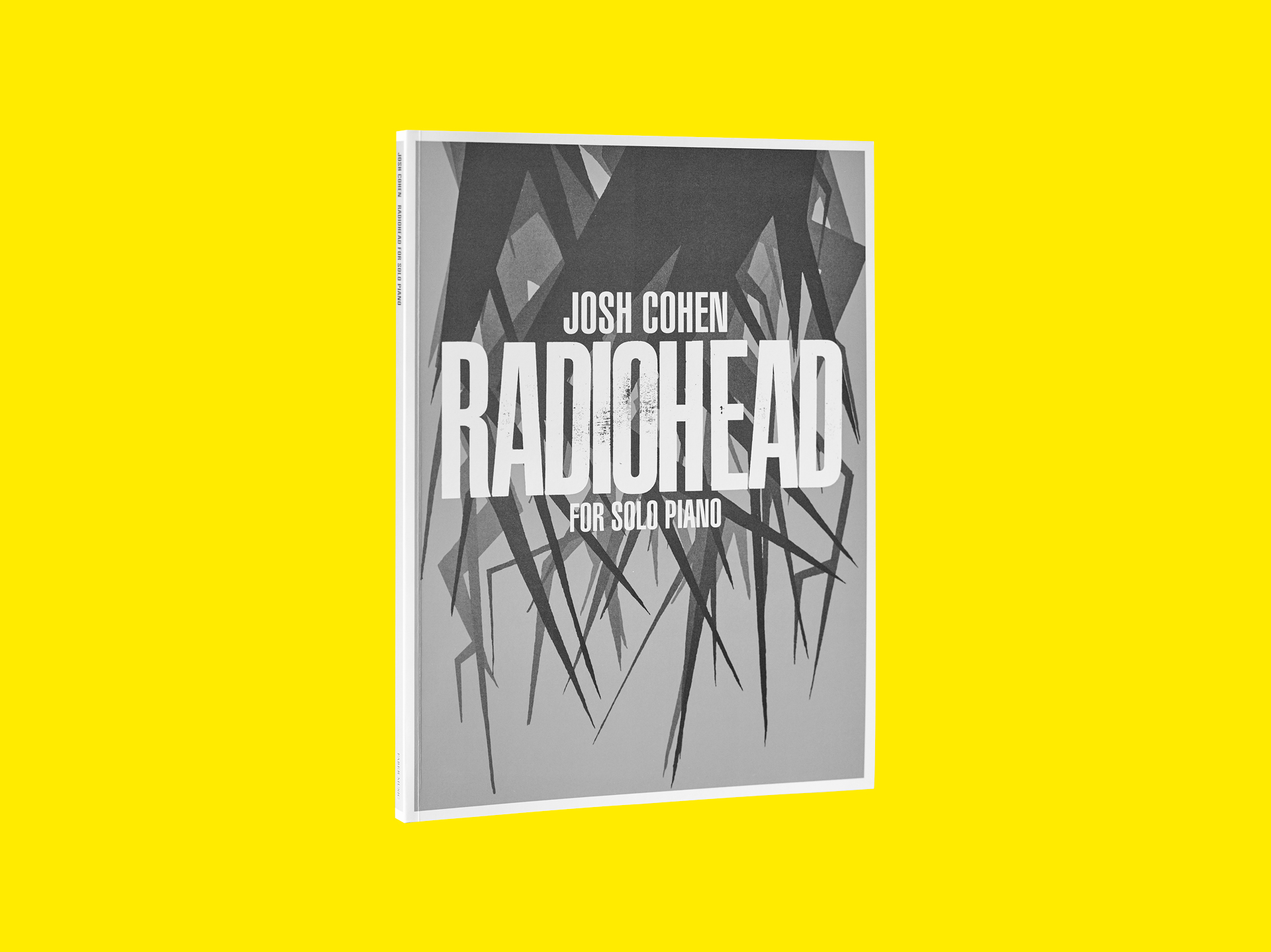 Radiohead for Solo Piano (Signed & Numbered) — Josh Cohen