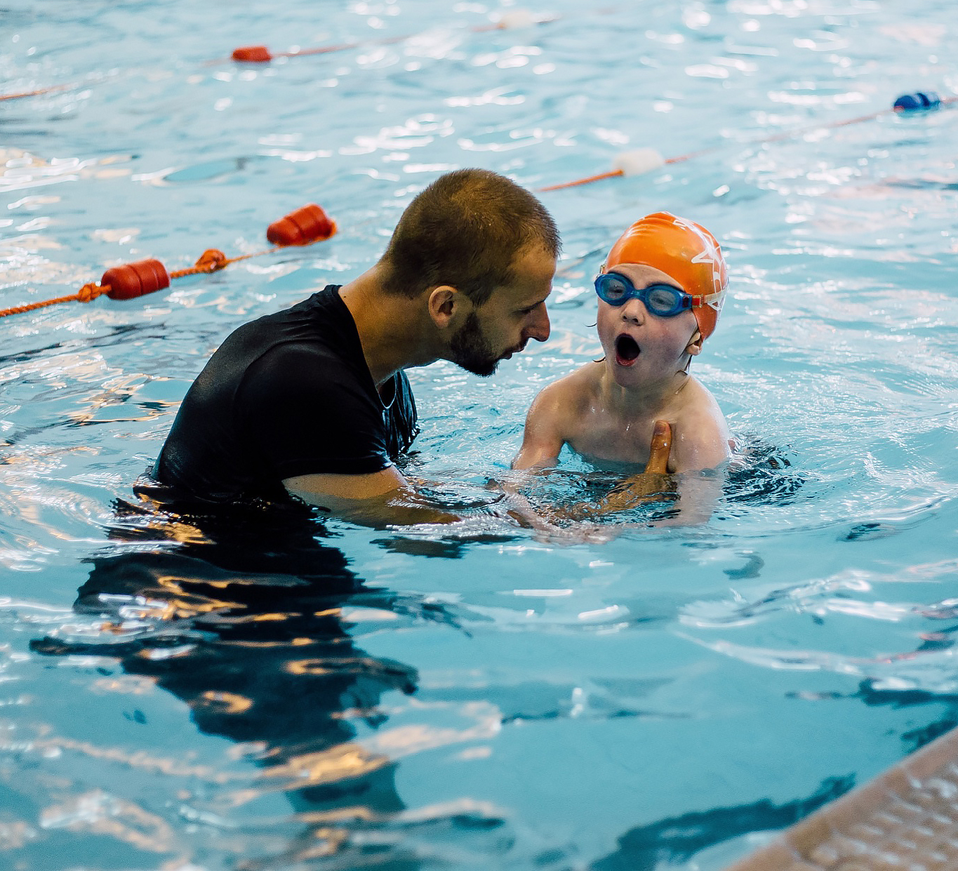 We are passionate about ensuring each of our swimmers has a positive experience which will enhance their life long after they leave the water. - Over our four or five consecutive-day clinics, your children will have lots of fun learning new skills from some of the best teachers in the business.