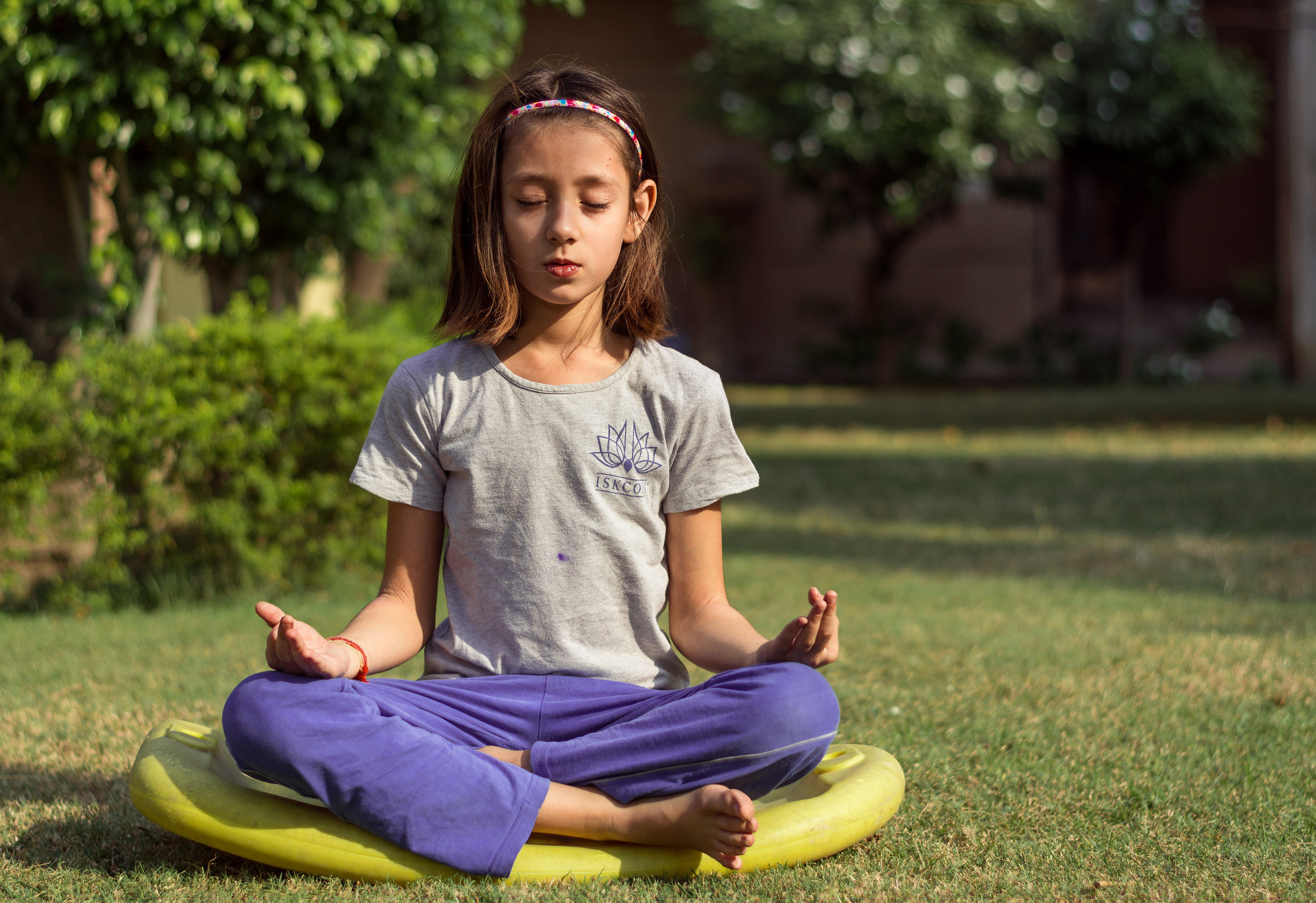 """Self Awareness For Children & Teens  - """"The true key to happiness and well-being isn't wealth or fame – it lies within us. Like all other genuine spiritual paths, Buddhism teaches that the more you give to others, the more you gain. It also encourages awareness of interconnectedness and appreciation of all the little gifts that life offers us, all contained within this present moment. As our concern and compassion for others expands, our personal fulfillment gradually increases in sync. As a Zen master might say, if you seek inner peace you won't be able to find it, but the act of giving up the idea of such a reward in itself – and focusing instead on others' happiness – creates the possibility for lasting peace. This is truly the spiritual dimension of Zen."""" - Mindworks.The goal is to help to teach children and teenagers develop self-awareness, kindness, and a sense of interconnectedness with beings and our environment. I do this through the practice of zen meditation and age-appropriate art, music, games, and outdoor activities. Sessions are 60 min."""