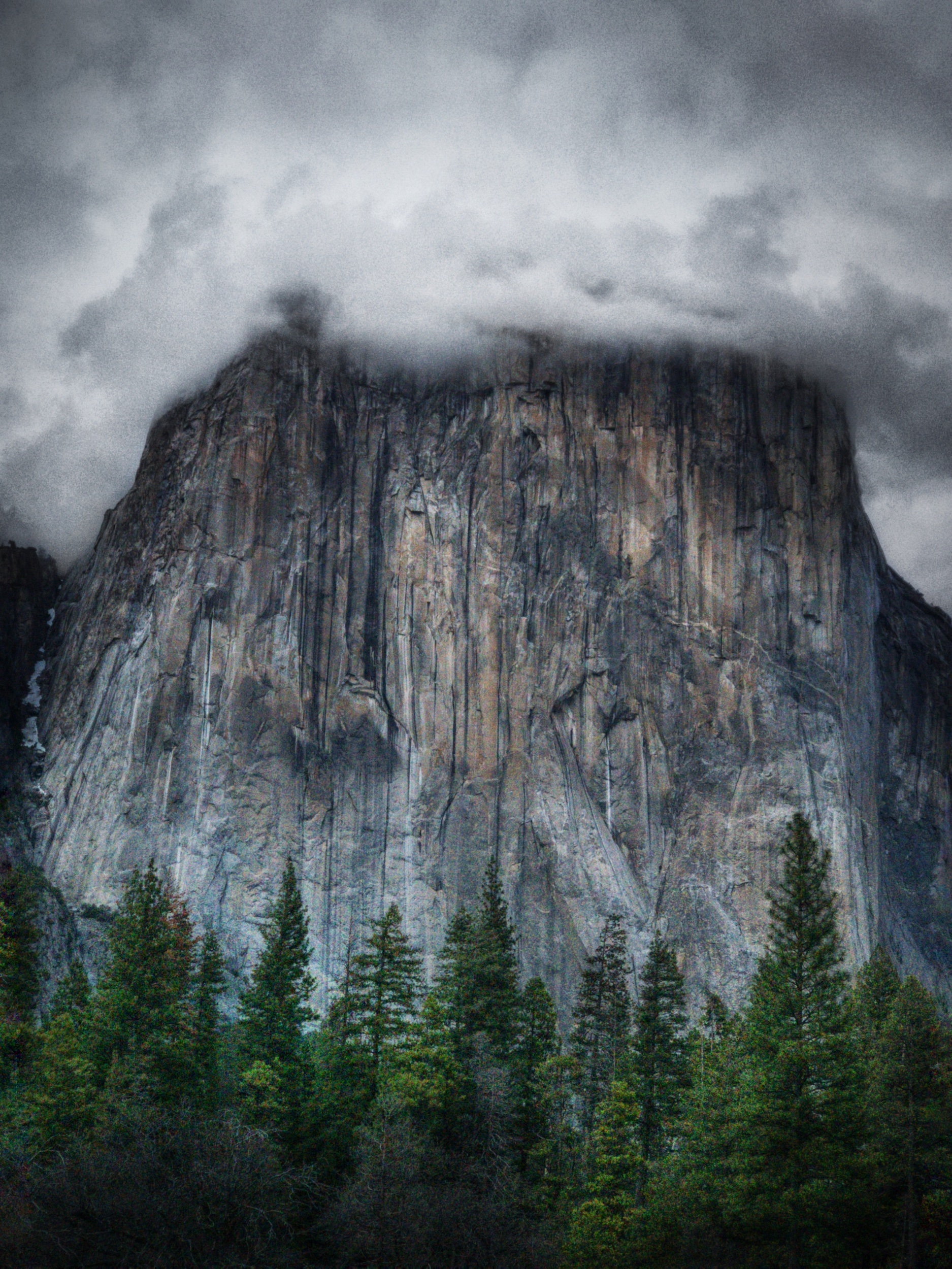 El Capitan @ Yosemite national park