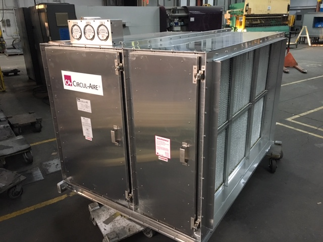 - Total flexibility in the selection and combination of particulate filter elements,More productive use of mechanical space,Greater ease of servicing,Reduced maintenance costs,More enhanced air quality.