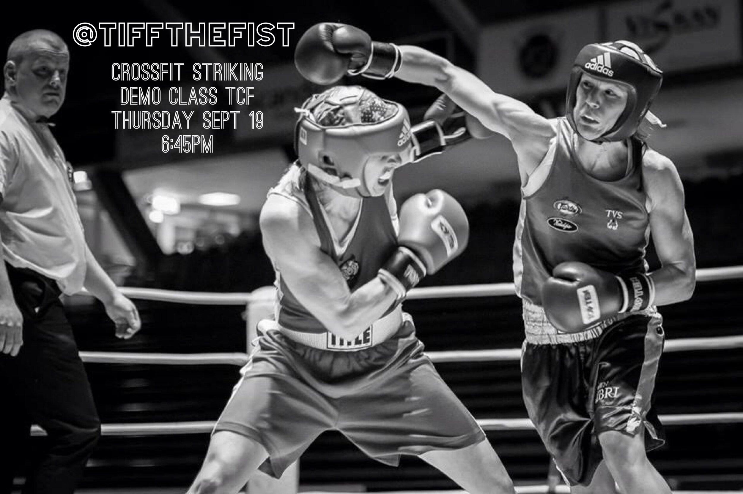 Tiff the fist.jpg