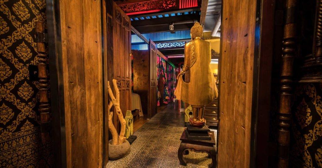 asiatische massage orangevale