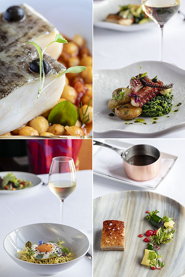 Hotel Food Photography in Portugal