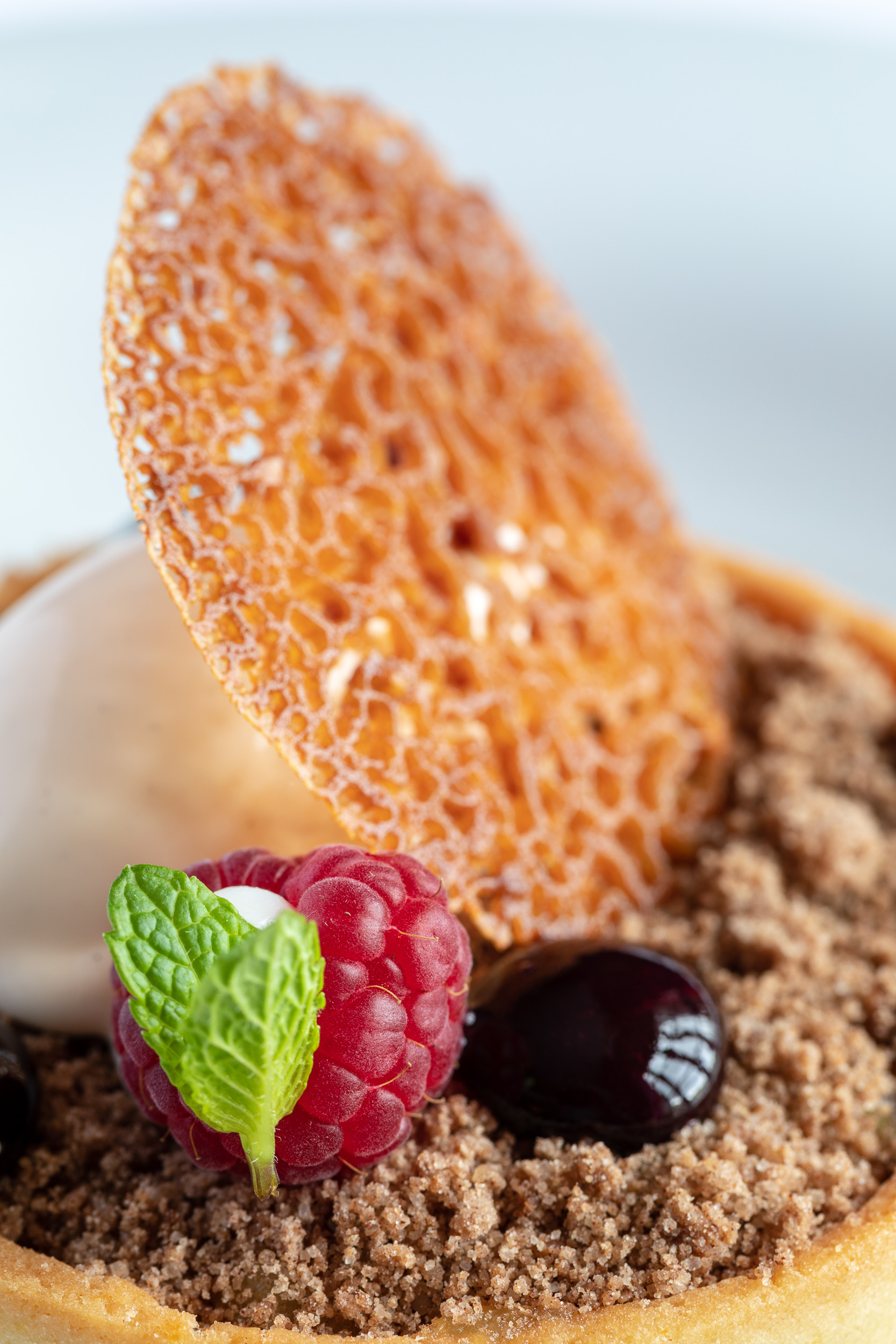 Food Photography at Restaurant in Wiltshire