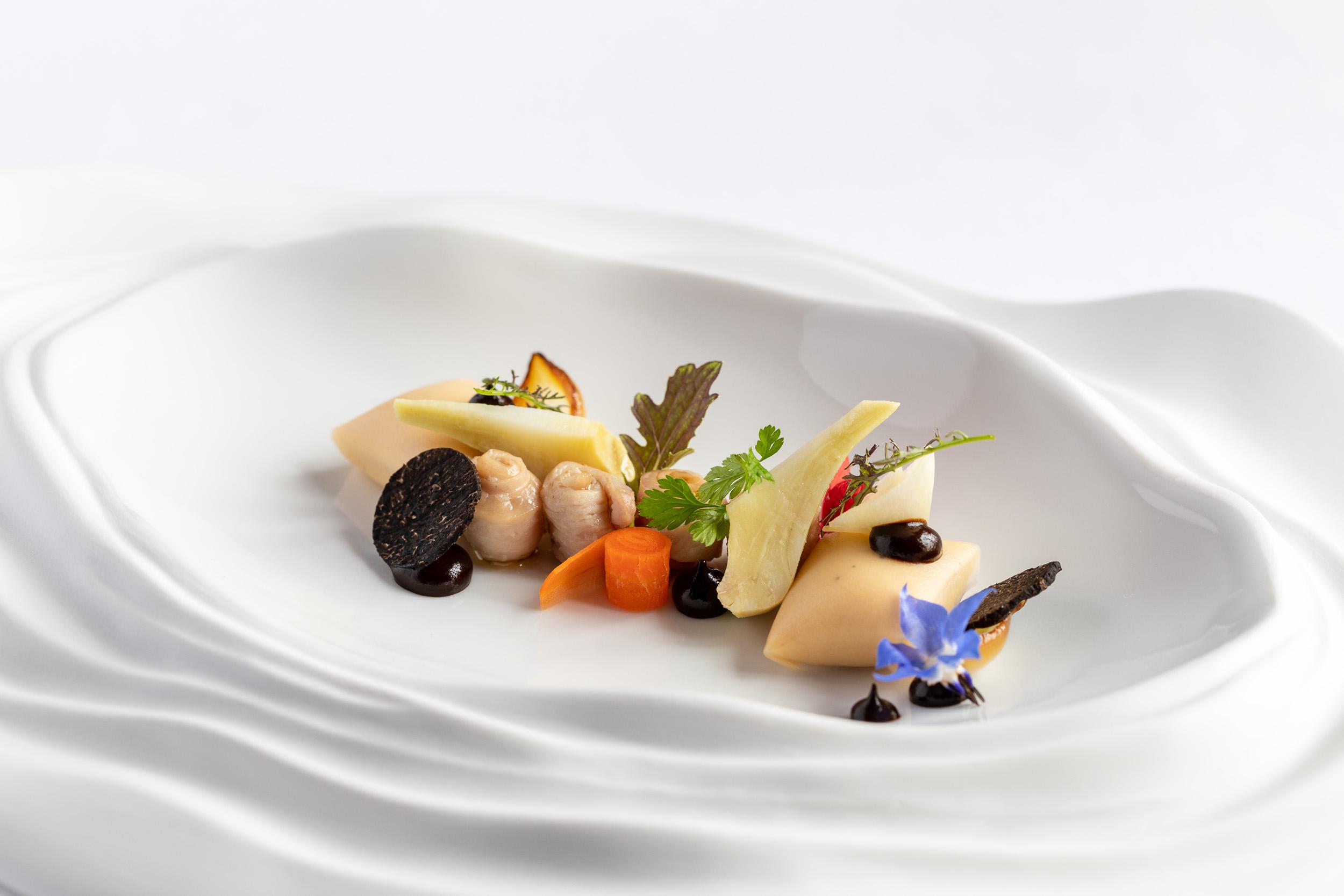 Food Photography at Casa Da Calcada Hotel, Portugal