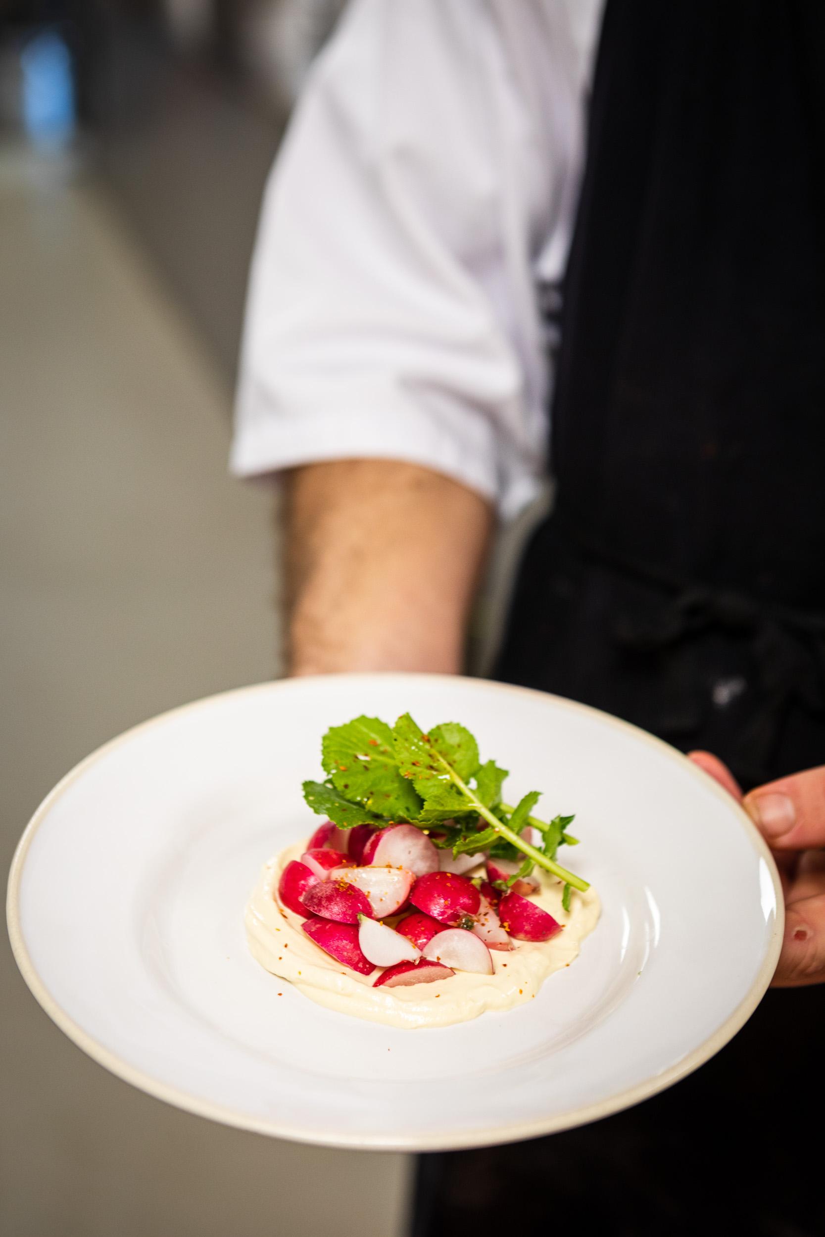 Restaurant Photography at Gara Rock Hotel, Devon