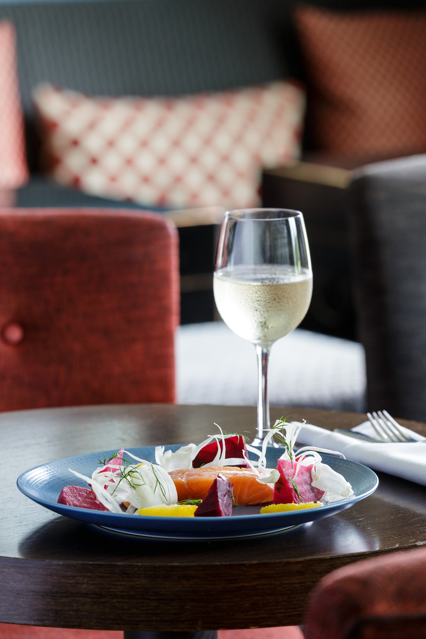 Food Photography at Bowood House Hotel, Wiltshire