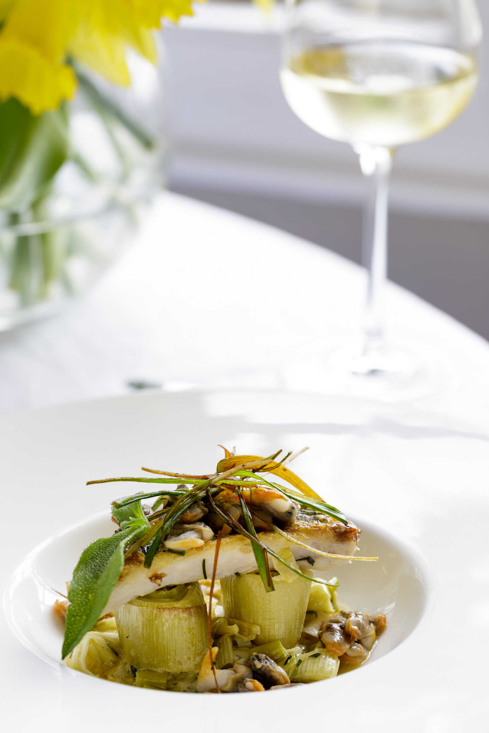 Food Photography at Hotel in Italy