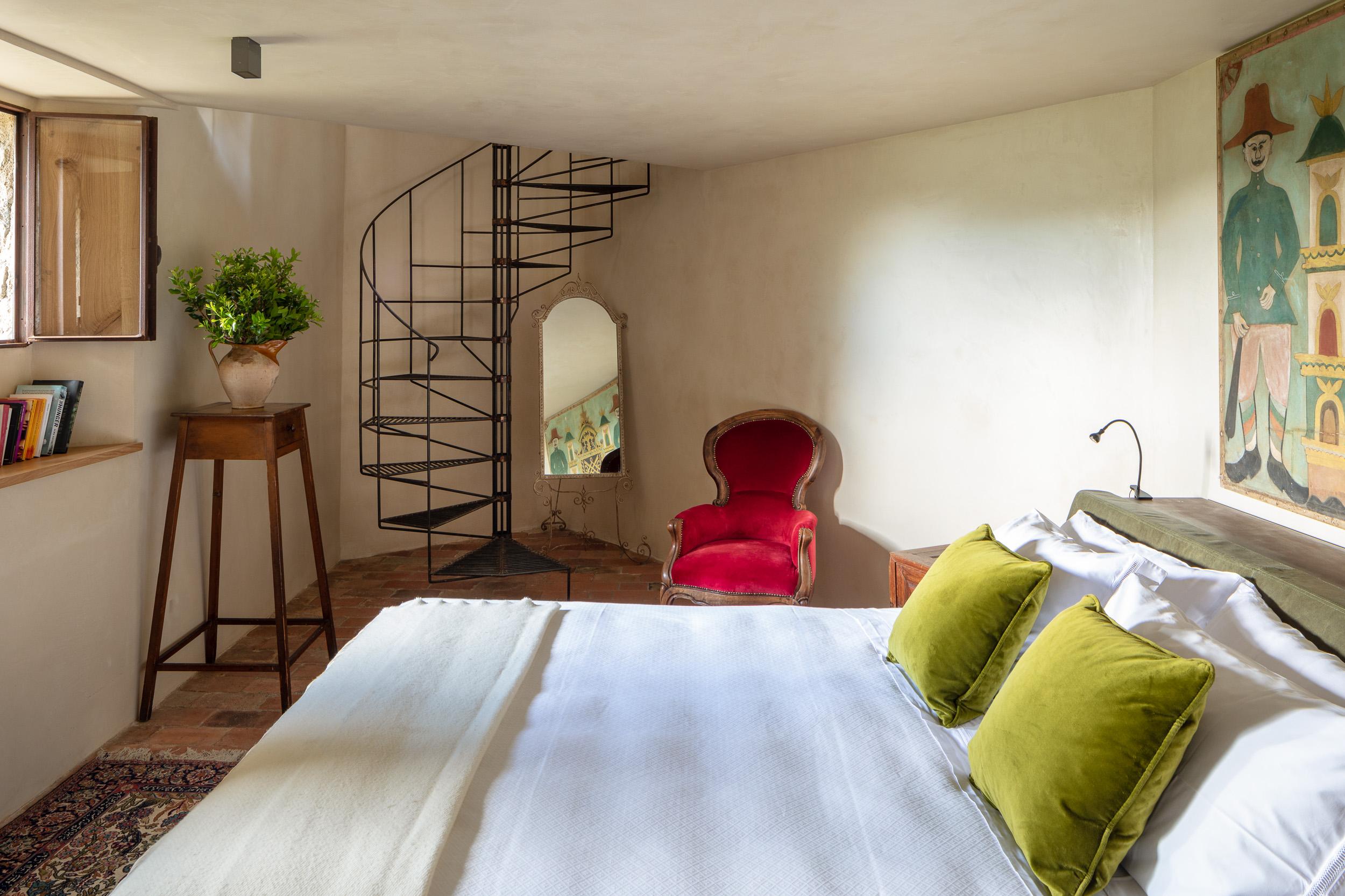 Hotel Photography at Castello Di Vicarello, Maremma, Tuscany, Italy