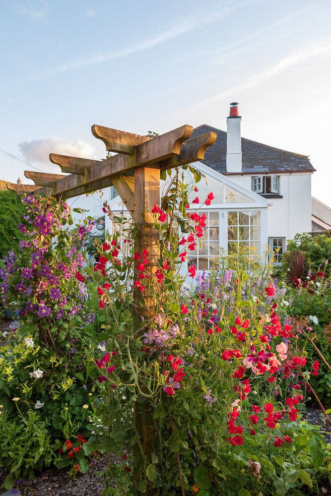 The Old Stone Cottage, Beesands, South Devon, owner Helen Grimes.