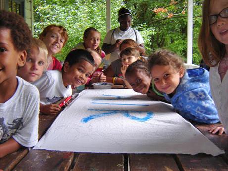 Beacon University Settlement Camp
