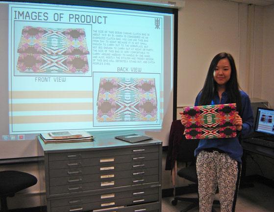 Parsons, The New School, Textiles course