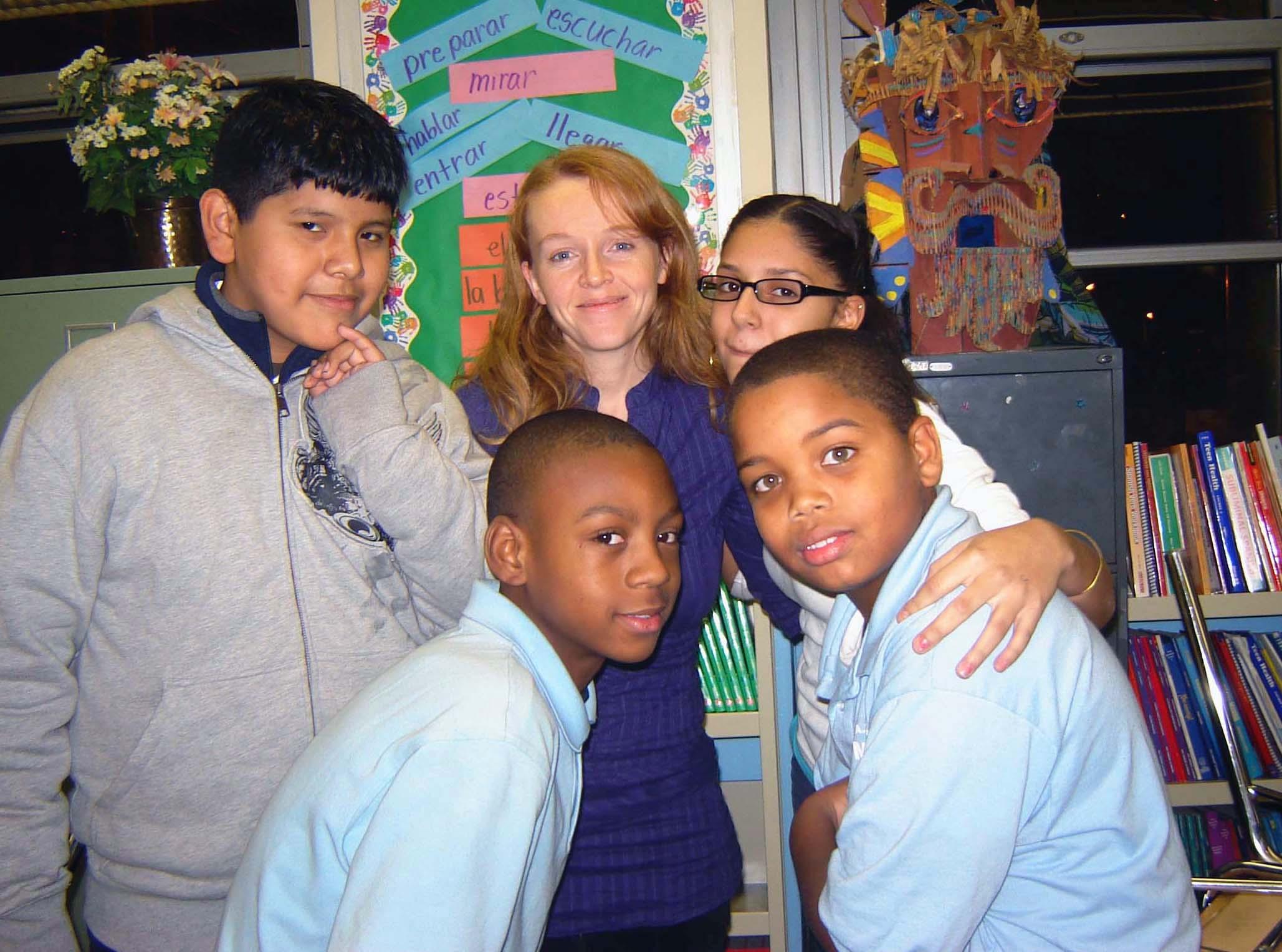 Citizen Schools After School Program, Harlem