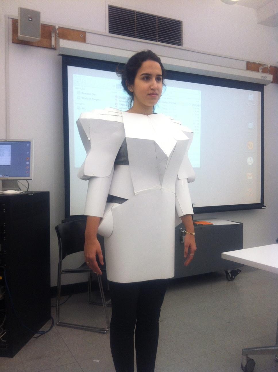 Parsons, The New School, Fashion Design Studio, BFA