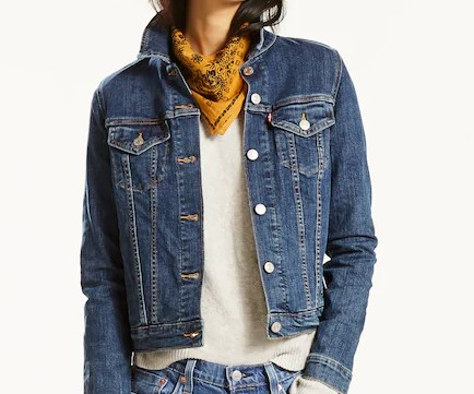 Levi's Denim Jacket Orig $79.50 - Kohl's