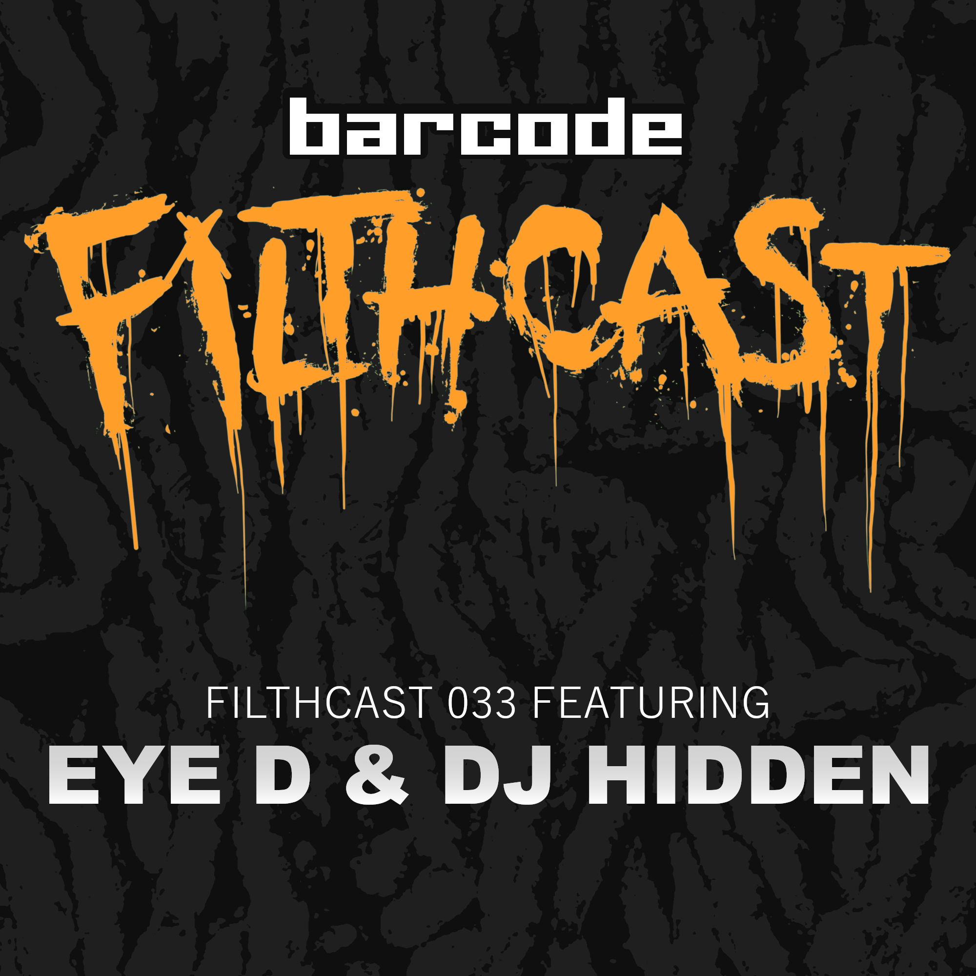 Dutch duo, Eye-D & DJ Hidden present the 33rd instalment of the Filthcast, showcasing unreleased tracks from their forthcoming album 'Peer to Peer Pressure'. Having collaborated for a number of years under the alias The Outside Agency, together they masterfully blend elements of Drum & Bass, Hardcore and Dubstep.