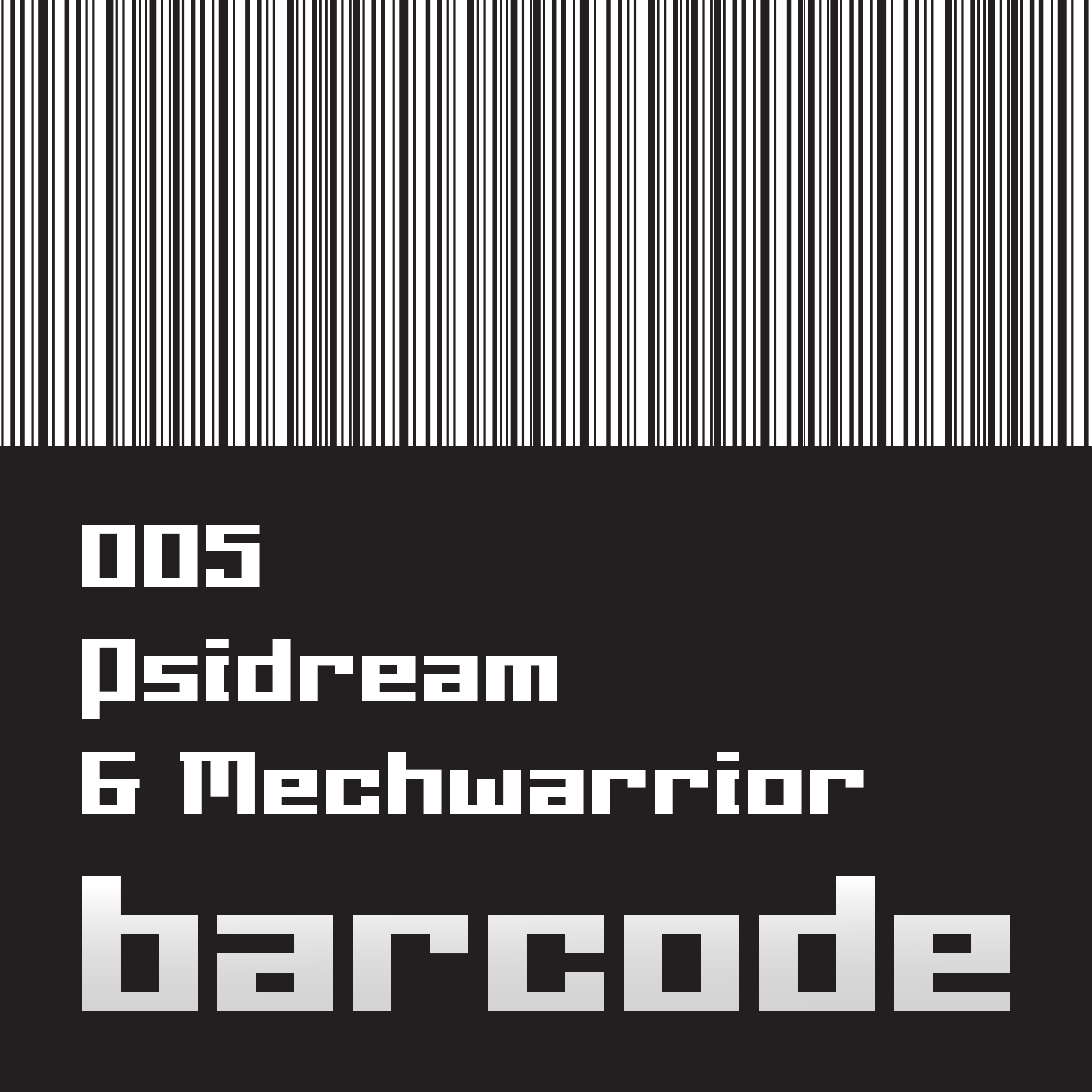 Psidream & Mechwarrior - Stitches / Last Walk