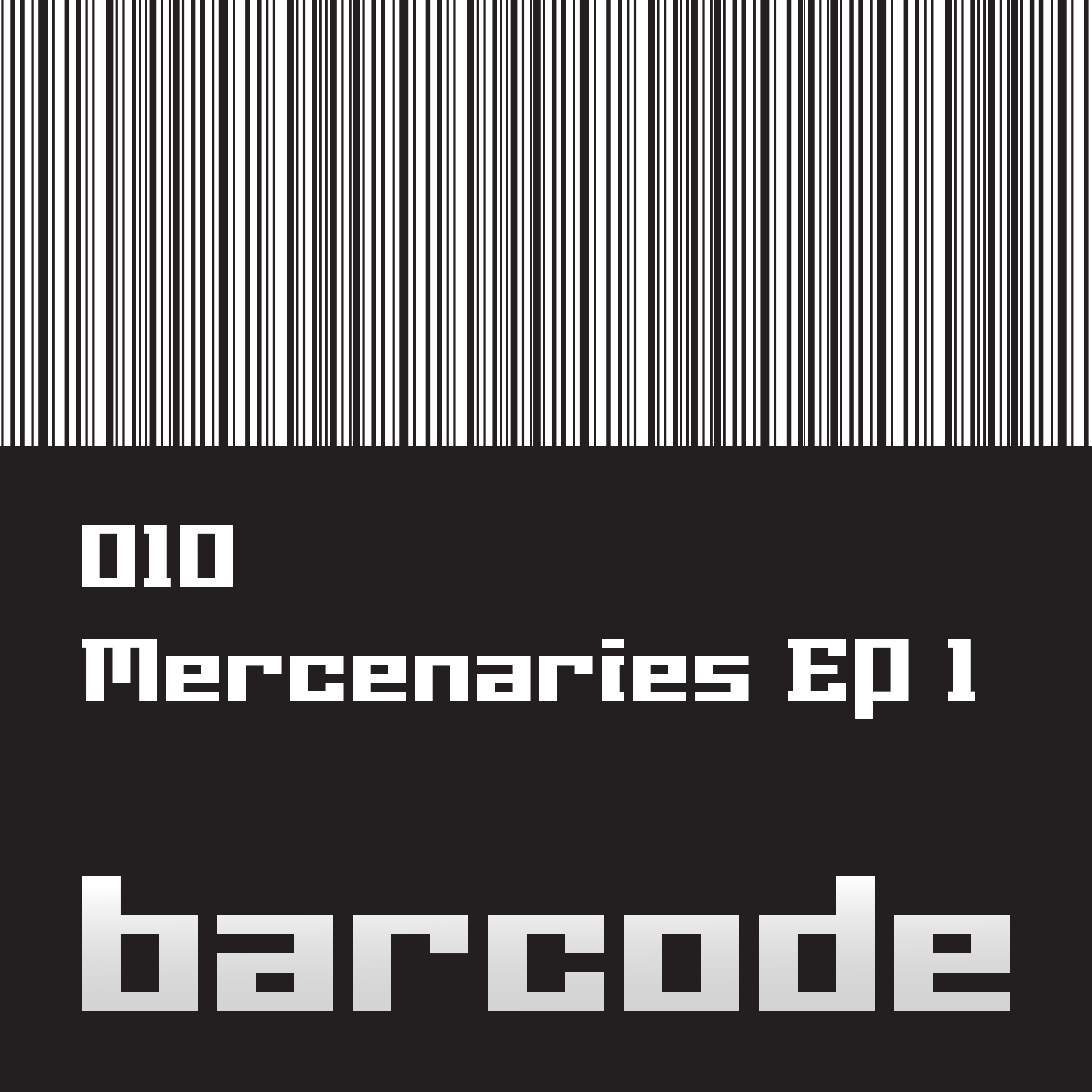 The Mercenaries EP - Phase 1