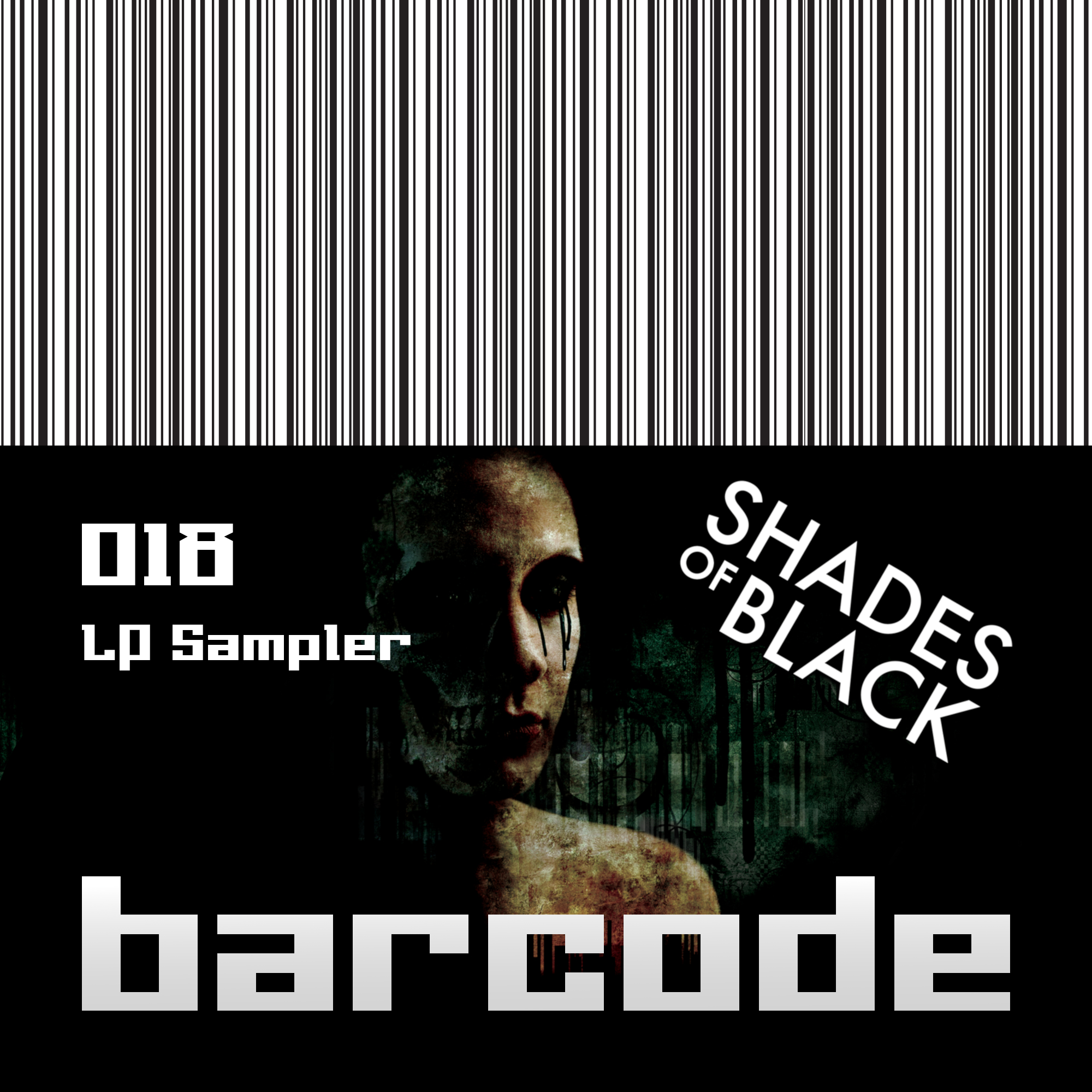 Various Artists - Shades Of Black LP Sampler