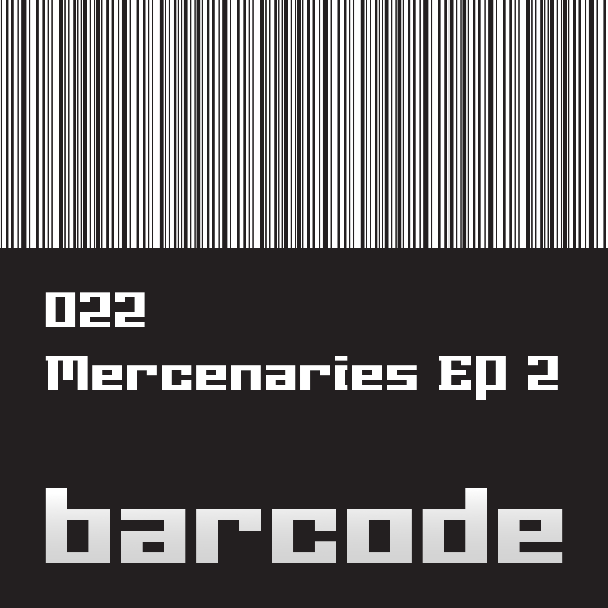 Various Artists - The Mercenaries EP - Phase 2