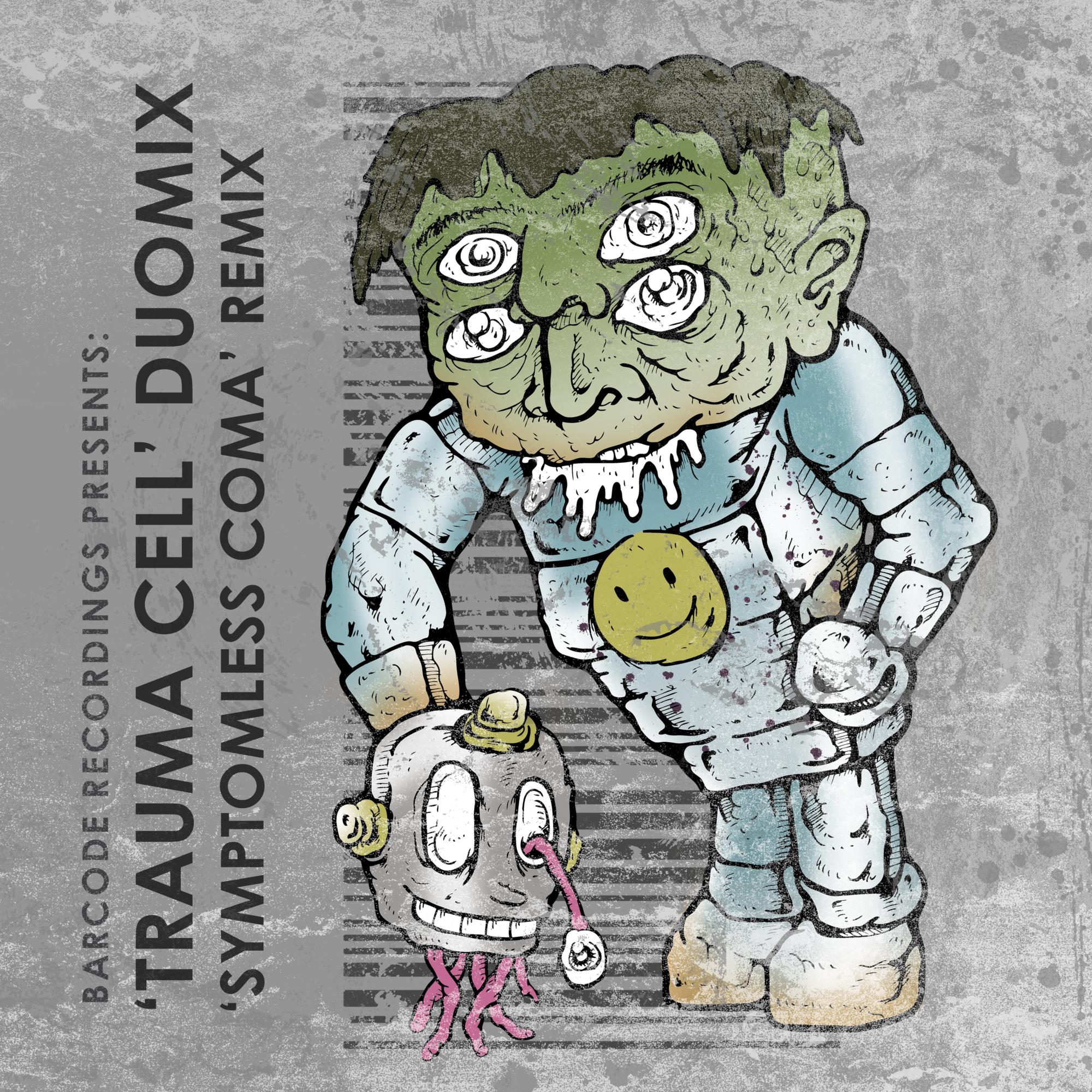Various Artists - Trauma / Cell (Duomix / Symptomless Coma (Remix)