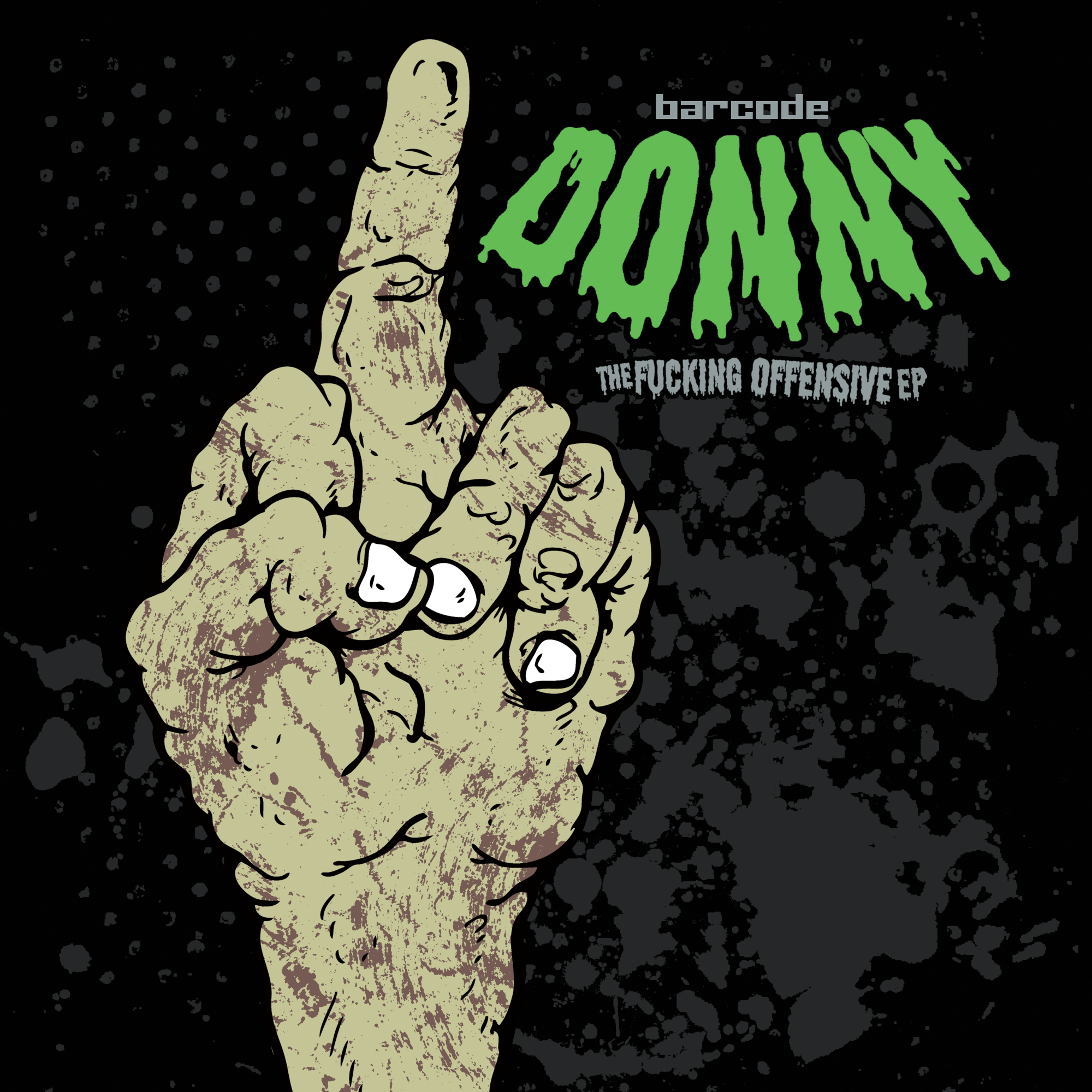 Donny - The Fucking Offensive EP