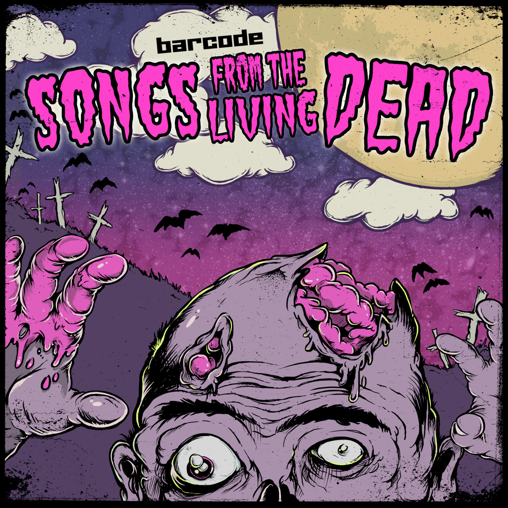 Various Artists - Songs From The Living Dead