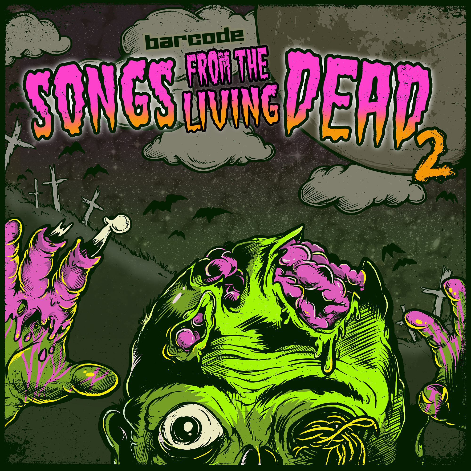 Various Artists - Songs From The Living Dead 2
