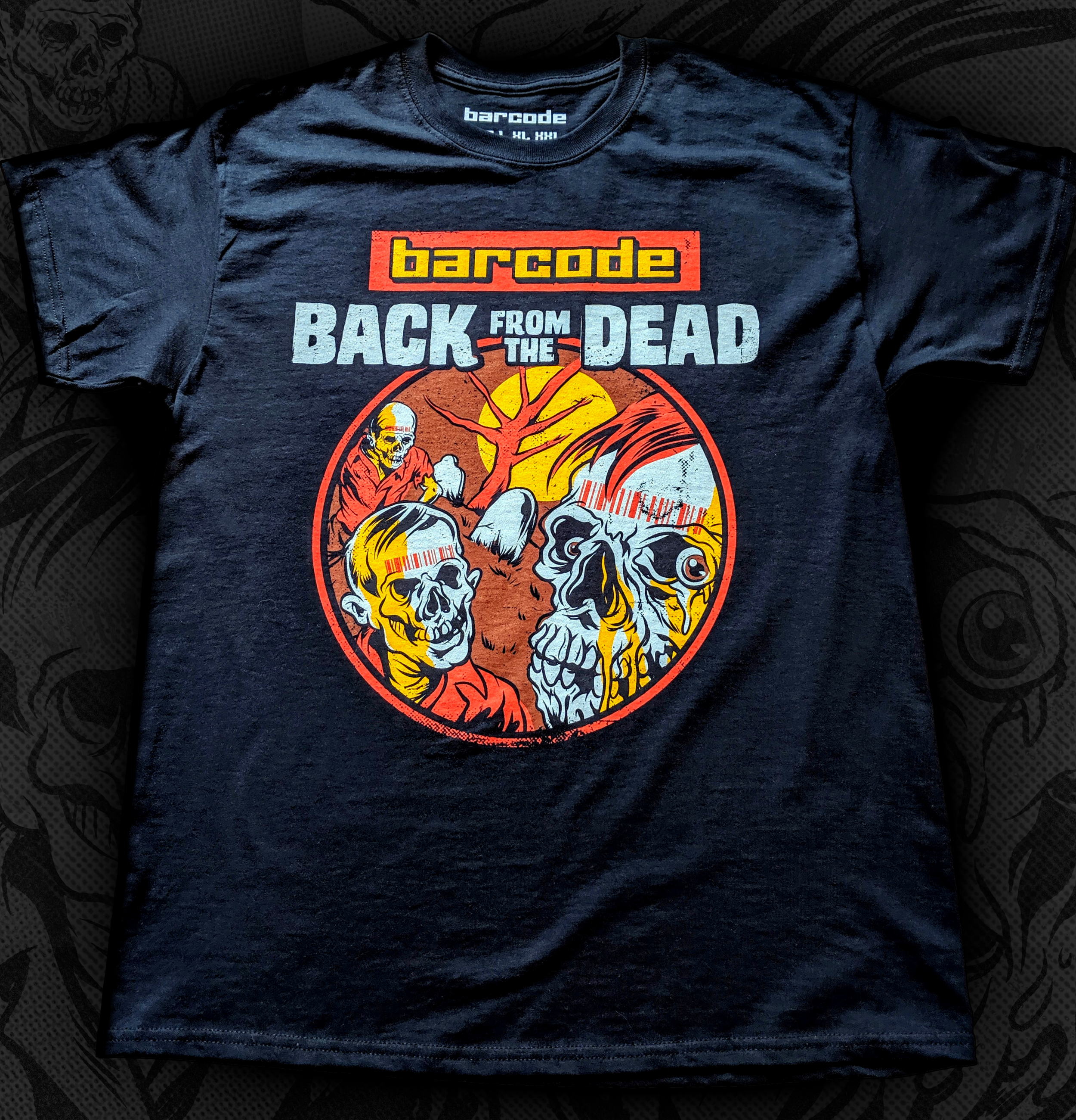LATEST MERCH - Back From The Dead T-Shirt