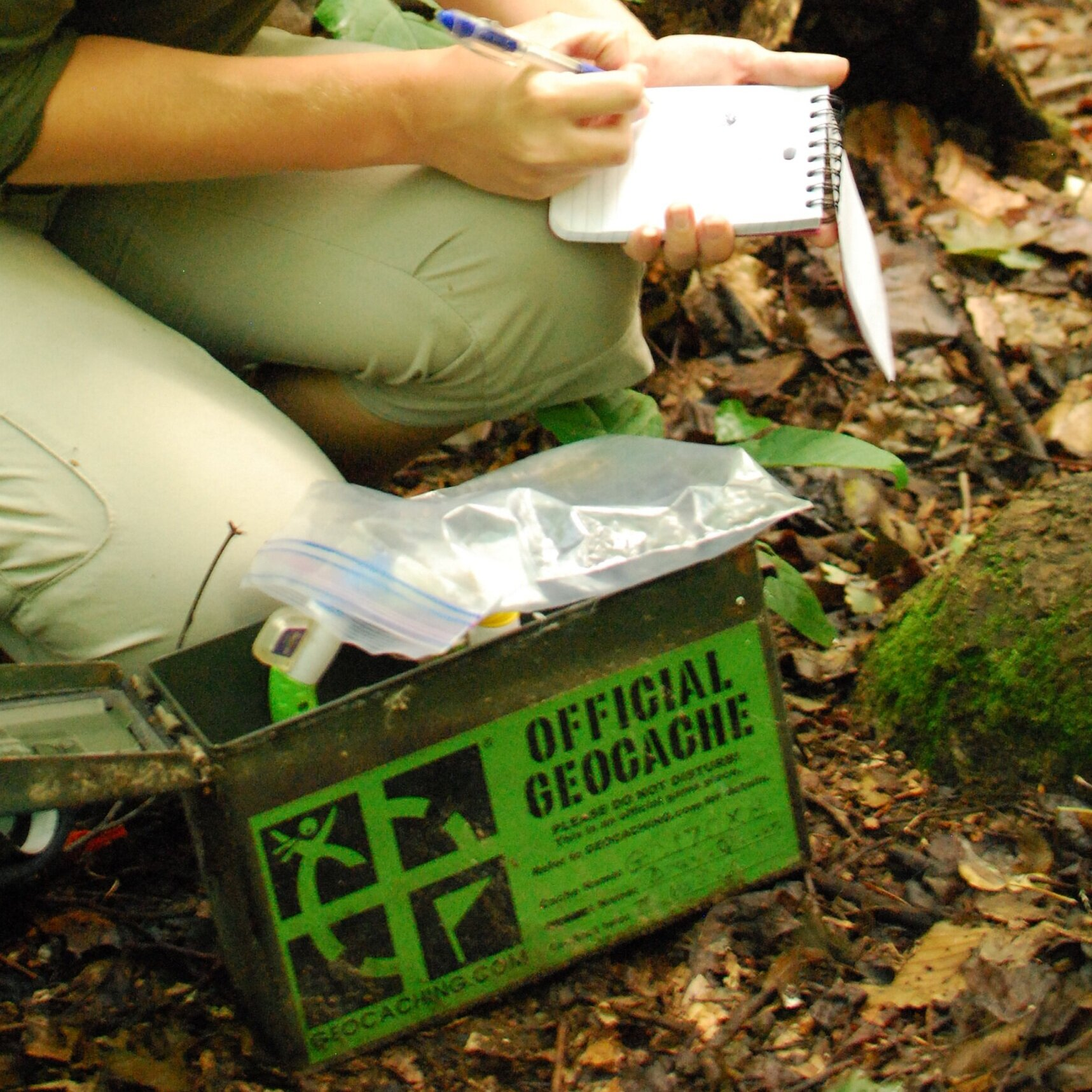 What's the Cache? - Geocachers turn hiking into a forest treasure hunt.(American Forests Magazine, 2014)