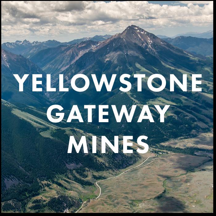 Yellowstone Gateway Mines