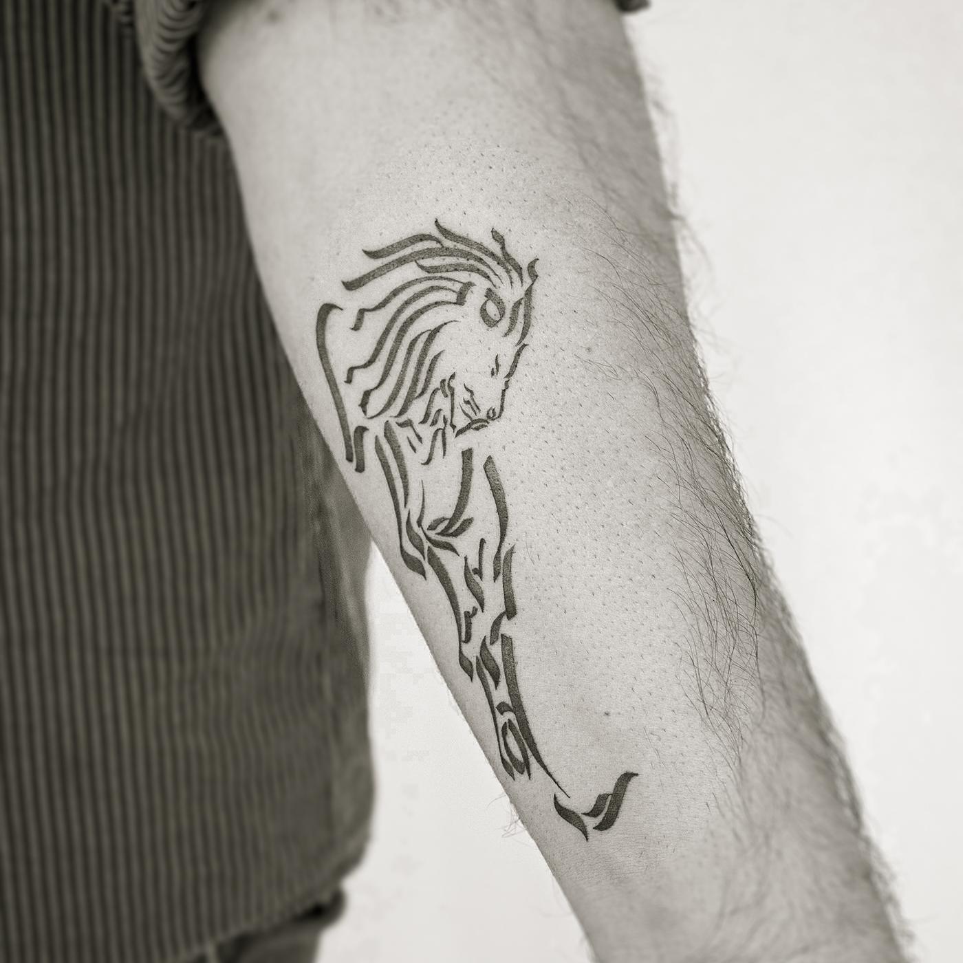 Tattooed in Stuttgard by BEN