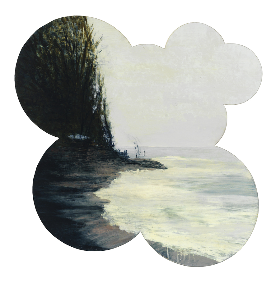 Crop Painting #14