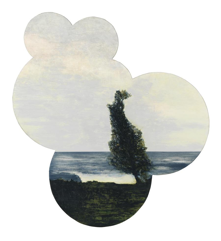 Crop Painting #13